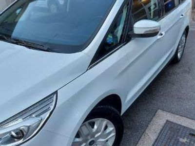 gebraucht Ford Galaxy Titanium 2000ccm Kombi / Family Van