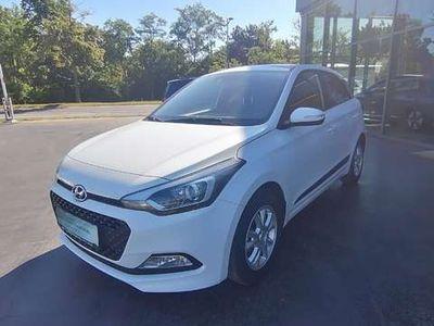 gebraucht Hyundai i20 (GB) GO 1,25 503e