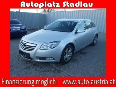 "gebraucht Opel Insignia InsigniaST 2,0 Edition CDTI DPF Aut. NAVI ""FIN..."