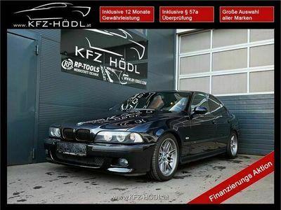 gebraucht BMW M5 5er Limousine 400 PS, 4 Türen, Schaltgetriebe
