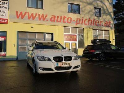 gebraucht BMW 320 d Touring Österreich-Paket Aut.