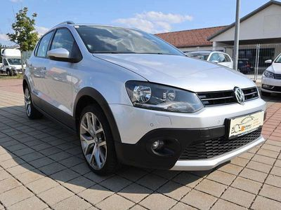 gebraucht VW Polo Cross 1,0 BMT