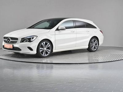 gebraucht Mercedes 200 CLA-Klasse Shooting BrakeUrban Aut., (888... Kombi / Family Van