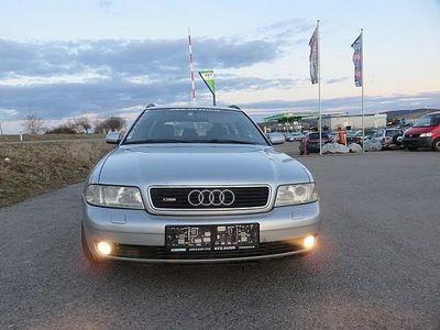 usata Audi A4 Avant 2,5 V6 TDI Kombi