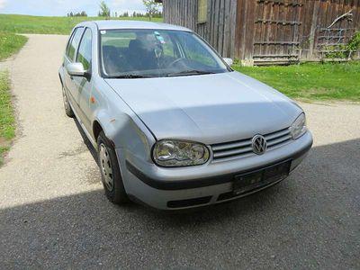 used VW Golf IV Klein-/ Kompaktwagen,
