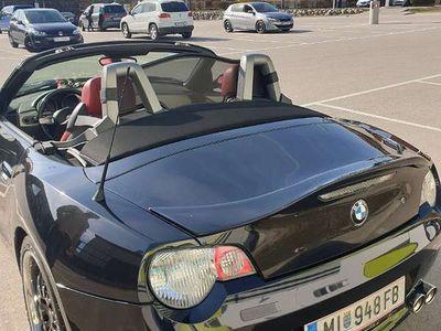 gebraucht BMW Z4 2,5 E85 Cabrio / Roadster