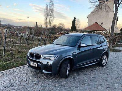 gebraucht BMW X3 xDrive 20d M Sport Aut. AHK SUV / Geländewagen