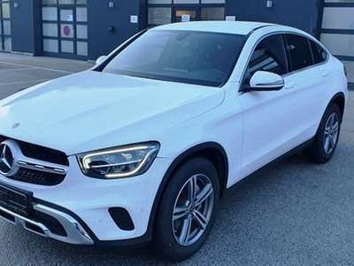 gebraucht Mercedes GLC220 d Coupé 4MATIC Aut.*Digitales Instrumenten*