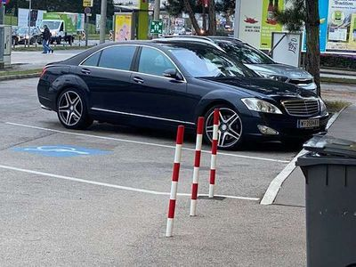 gebraucht Mercedes S500L S-Klasse4MATIC Limousine