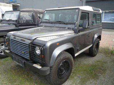 """gebraucht Land Rover Defender 90"""" Hard Top 2,5 TD SUV / Geländewagen"""