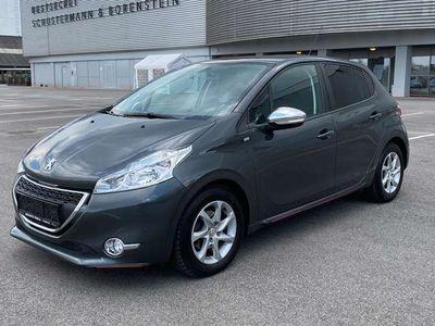 gebraucht Peugeot 208 Style 1,6 BlueHDI 100 S **NAVI**PICKERL NEU!**