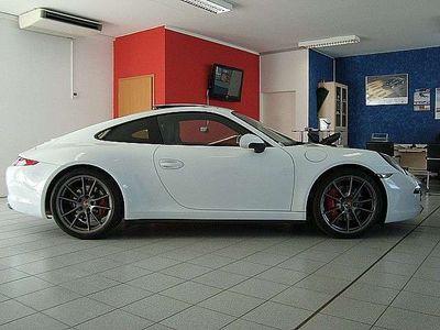 gebraucht Porsche 911 Carrera 4S Coupé DSG VOLL !! 2013