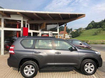 gebraucht Toyota Land Cruiser 2,8 D-4D 4WD City Aut.
