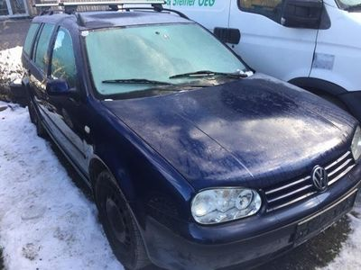 brugt VW Golf Variant Highline TDI 4motion pickel !!