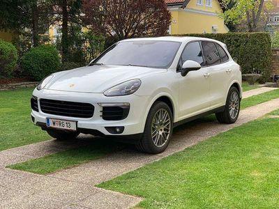 gebraucht Porsche Cayenne II S PHEV Hybrid Aut. SUV / Geländewagen