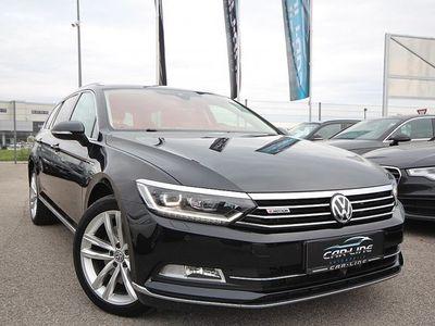 gebraucht VW Passat Variant SCR Highline TDI 4Motion DSG, Digitaltacho, Massa