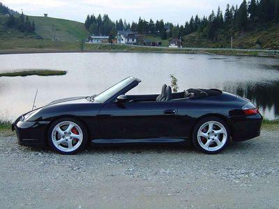 gebraucht Porsche 996 4S Cabrio Cabrio / Roadster