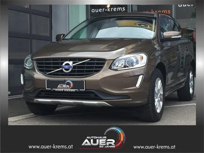 brugt Volvo XC60 D4 Kinetic AWD Geartronic *NAVI*LEDER*XENON*