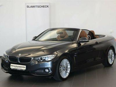 gebraucht BMW 420 d Cabrio Luxury Line NP: €65.453,- Cabrio