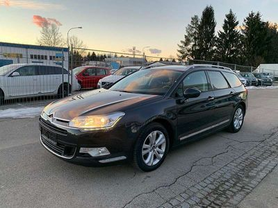 brugt Citroën C5 Tourer 2,0 HDi FAP Jubiläums Collection Aut. Kombi / Family Van,