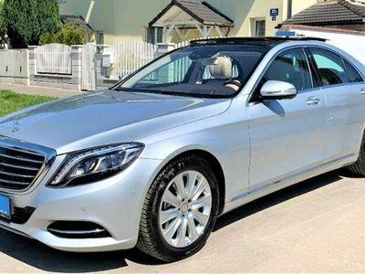gebraucht Mercedes S350 d 4Matic Automatik 26.000km 1.Besitz * VOLL
