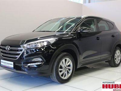 brugt Hyundai Tucson 1,7 CRDI Start-Stopp