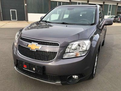 gebraucht Chevrolet Orlando 2,0 LT DPF **1.Besitz**Top Zustand*7-Sitzer** Kombi / Family Van