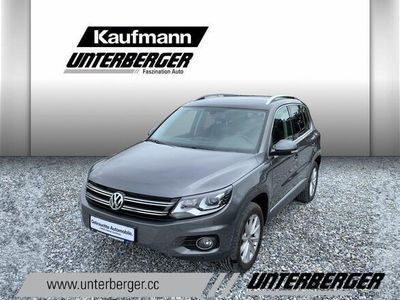 gebraucht VW Tiguan 2,0 TDI BMT 4Motion