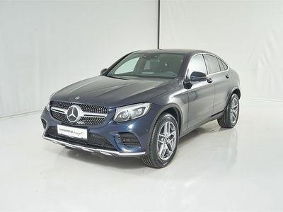 gebraucht Mercedes GLC250 GLC-Klassed 4MATIC Sportwagen / Coupé,