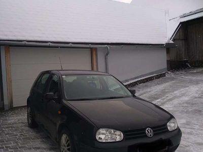 gebraucht VW Golf Klein-/ Kompaktwagen,