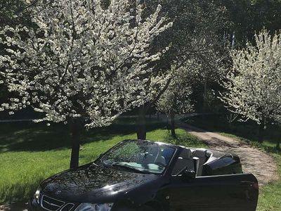 gebraucht Saab 9-3 Cabriolet Linear Edition 1,8t Ecopower / Roadster
