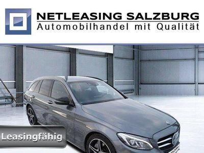 brugt Mercedes C300 T AMG Line+Night+Comand+Distronic+Abgasanl