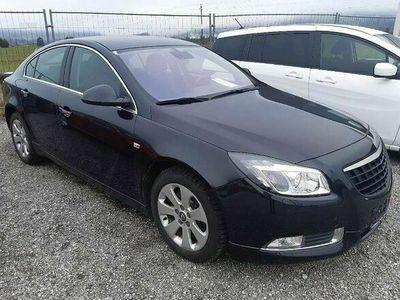 gebraucht Opel Insignia 2,0 CDTI DPF Sport Ecotec Allrad Start/Stop Limousine