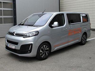 gebraucht Citroën Spacetourer BHDI 180 EAT Business XL 9 Sitzer NP € 52.579,-