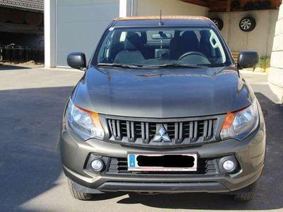 gebraucht Mitsubishi L200 L 200 KK DI-D 2,4 Invite 4WD