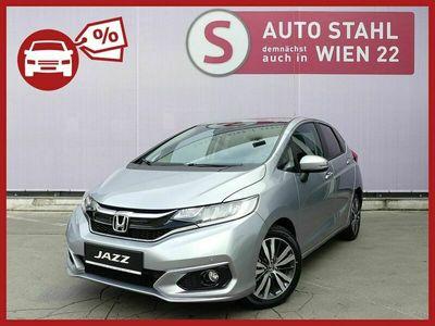 gebraucht Honda Jazz 1,3i-VTEC Elegance NAVI AUTO STAHL WIEN 20