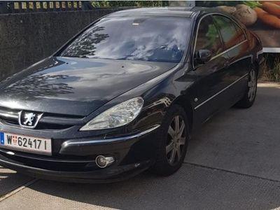gebraucht Peugeot 607 2,2 HDi Luxe