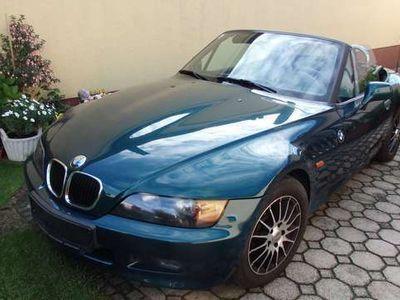 gebraucht BMW Z3 Cabrio 1,8