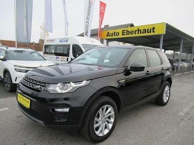 gebraucht Land Rover Discovery Sport 2,0 TD4 150 4WD SE Aut. *AKTION*