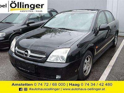 gebraucht Opel Vectra C Elegance DTI für Export/Bastler!