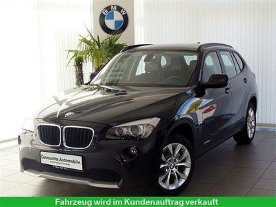 brugt BMW X1 xDrive18d Österreich Paket
