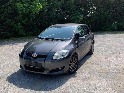 brugt Toyota Auris 1,4 D-4D 90 High Klein-/ Kompaktwagen,