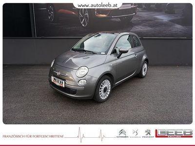 gebraucht Fiat 500 1,2 Lounge/Panoramaglasdach !!
