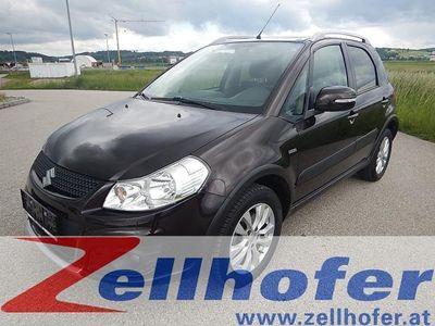 gebraucht Suzuki SX4 2,0 GLX DDiS 4WD Traveller SUV / Geländewagen