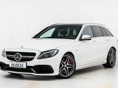 gebraucht Mercedes C63 AMG AMG S Kombi Aut. LP:129.620,- €