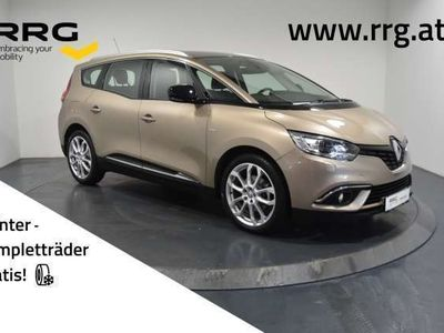 gebraucht Renault Grand Scénic LIMITED dCi 120