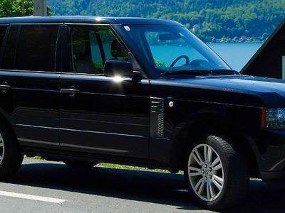 gebraucht Land Rover Range Rover 4.4l TDV8 Vogue SUV / Geländewagen,