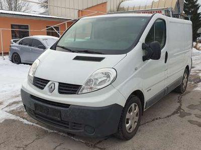 gebraucht Renault Trafic 2,0 dCi 115 DPF