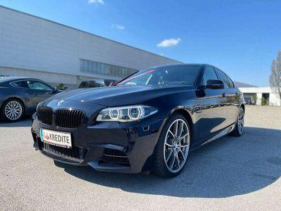 gebraucht BMW 550 M xDrive Lim. Aut.//VOLLAUSTATTUNG//