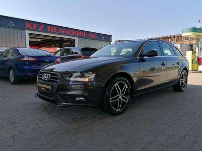 gebraucht Audi A4 Ambiente Avant ab € 210 / Monat Kombi / Family Van